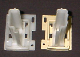 Houck 051 Stk251 Drawer Slide Drawer Guide Rear Mounting