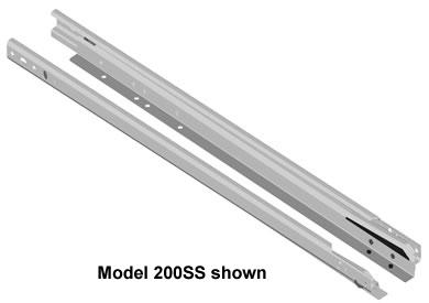 Houck Industries 200 Series Drawer Slides