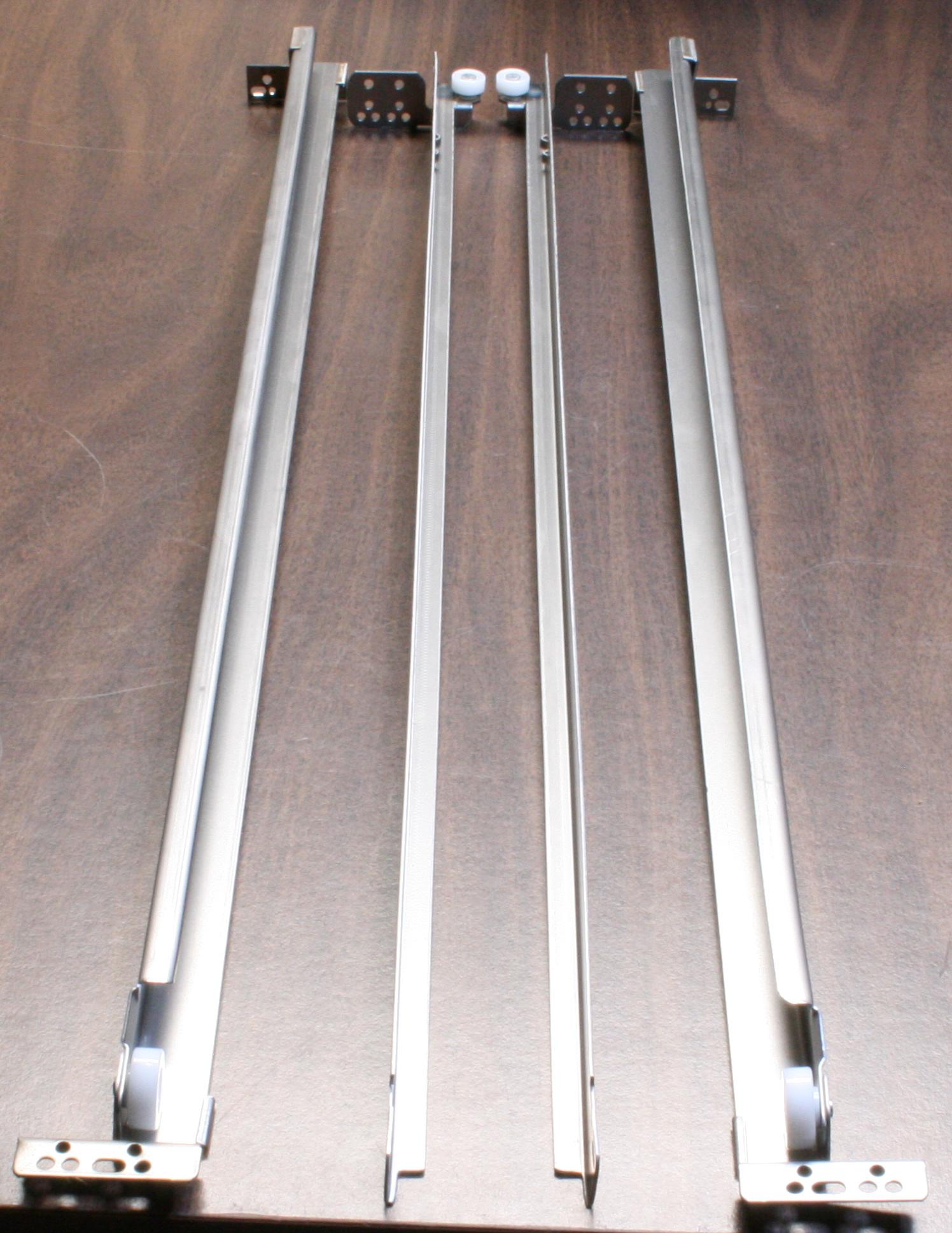 Houck Industries 500 Series Undermoung Drawer Slides