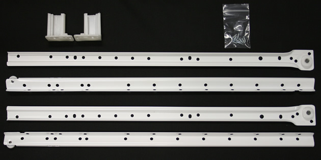 Houck Industries Universal Replacement Drawer Slides